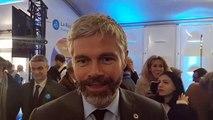 """Léman Express / """" Très fier"""" Laurent Wauquiez, président de la Région Auvergne-Rhône-Alpes"""