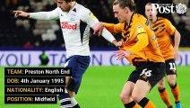 Preston North End | Player Profile | Ben Pearson