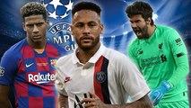 L'équipe type de la 6e journée de la Ligue des champions