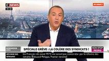 """Quand une sémiologue affirme dans """"Morandini Live"""" que Edouard Philippe a fait un doigt d'honneur aux syndicats pendant son discours - VIDEO"""