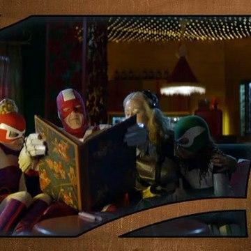 Julkalender Superhjältejul Avsnitt 7 BY AndreasH900