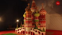 A Gorilla, Basil church and Chandrayaan cake: This cake show in Bengaluru has it all