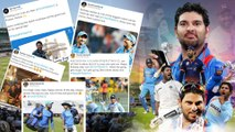 #HappyBirthdayYuvrajSingh : Virat Kohli, Suresh Raina & Others Tweets On Yuvraj Singh || Oneindia