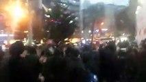 Kadınların danslı eylemine polis müdahalesi:  10'a yakın kadın gözaltına