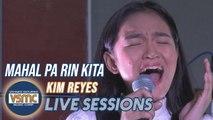 Kim Reyes - Mahal Pa Rin Kita (LIVE)