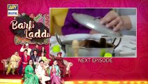Barfi Laddu -  Last Episode 30 - Teaser - ARY Digital Drama