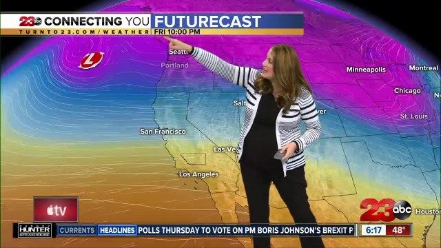 Thursday Morning Forecast 12/12/19