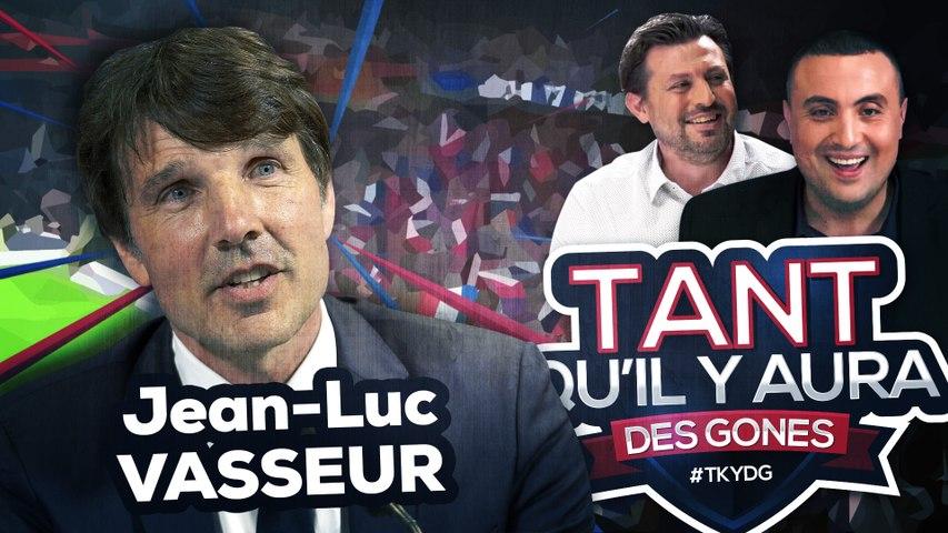OL, Leipzig, Marcelo, Memphis, OL Féminin : TKYDG avec Jean-Luc Vasseur