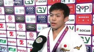 Triumph for Japan on the first day of the World Judo Masters