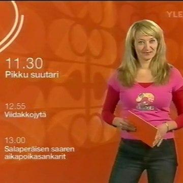 YLE TV2 - Kuulutus / Elokuvan Loppu / Tulevia Ohjelmia / Promo / Kuulutus / Tunnus (7.3.2007)