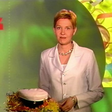 YLE TV1 - Kuulutus / Tulevia Ohjelmia (1.5.2000)