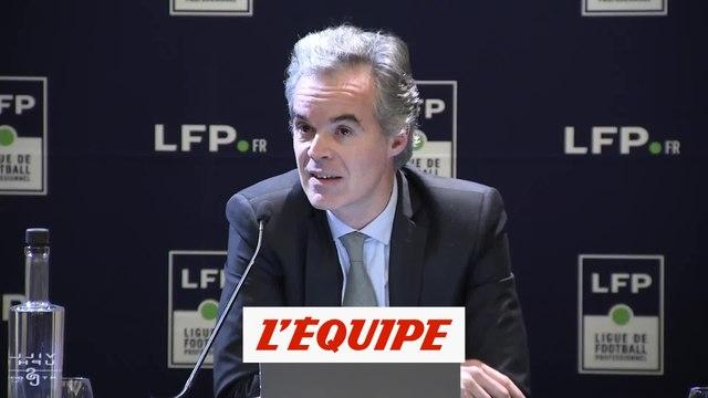 Bergeaud «L'affiche du dimanche soir, c'est chez Mediapro» - Foot - L1 - Droits