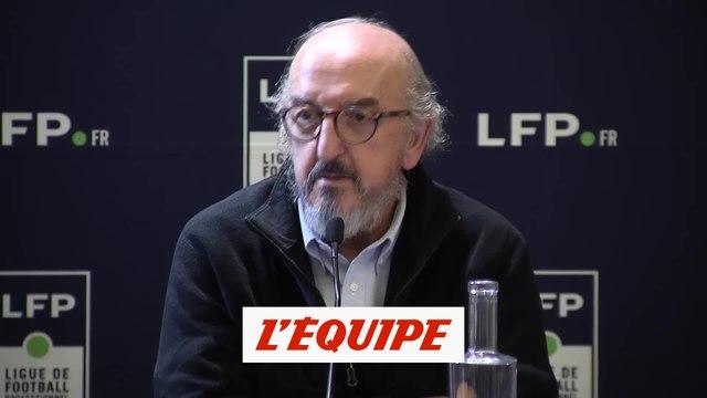 Roures «Un prix autour de 25 euros» pour Mediapro - Foot - L1 - Droits