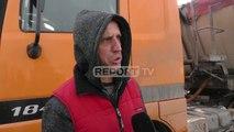 Report TV -Radhë kilometrike në Morinë, probleme në sistemin doganor