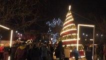 Gjakova ndez dritat e bredhit festiv-Lajme