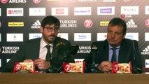 """Ergin Ataman: """"Bu akşamki galibiyet çok önemliydi"""""""