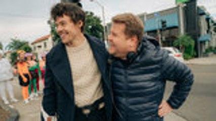 Harry Styles Shuts Down LA Streets to Play Crosswalk Concert | Billboard News