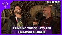 Star Wars: Galaxy's Edge - VFX supervisor Bill George Interview