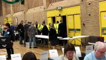 General Election 2019: Counting of votes under way in South Tyneside