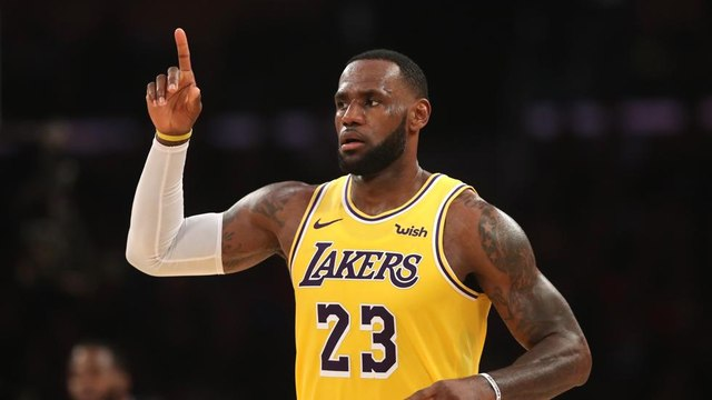 LeBron James opens up about his mental health