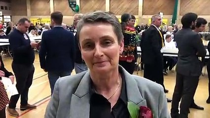 Jarrow Labour candidate Kate Osborne on her campaign and reaction to the exit poll