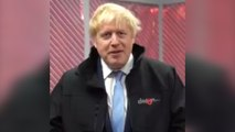 Johnson lograría la mayoría absoluta en Reino Unido