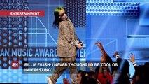 Billie Eilish Had Future Anxiety