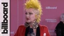 Cyndi Lauper Talks Advice for Billie Eilish & Solidarity of Women in Music | Women In Music 2019