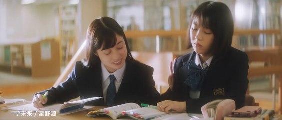 Hashimoto Kanna & Hamabe Minami : docomo
