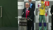 Jeremy Corbyn says he won't lead Labour Party into next General Election