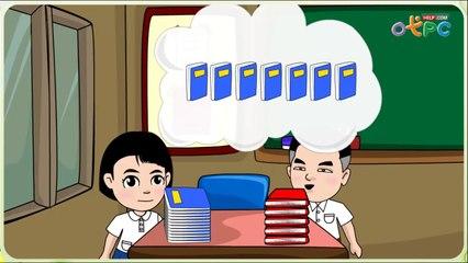 สื่อการเรียนการสอน โจทย์ปัญหาการบวกและการลบ ตอนที่ 1 ป.1 คณิตศาสตร์