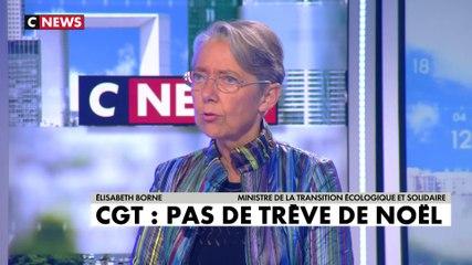 Elisabeth Borne - CNews vendredi 13 décembre 2019
