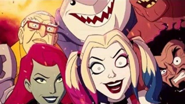 Full Episode   Harley Quinn Season 1 Episode 3 [S1E3] DC Universe - Official