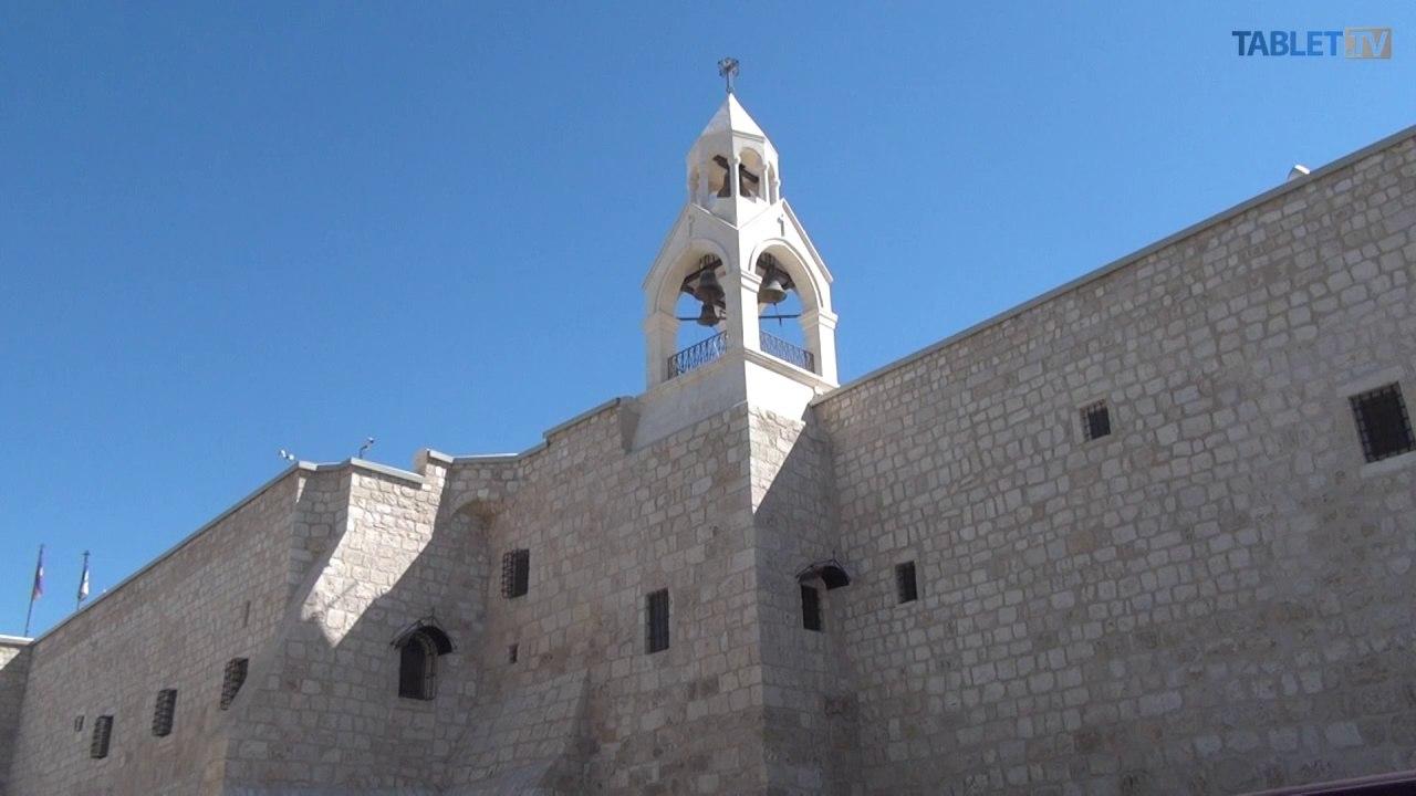 TV REPORTÁŽ: Navštívte s nami Betlehem s jeho posvätnými miestami