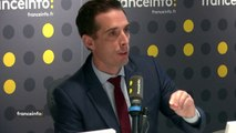 """Agressions de chauffeurs non-grévistes : """"La RATP a saisi le procureur de la République et c'est normal"""", affirme Jean-Baptiste Djebbari, secrétaire d'Etat aux Transports"""