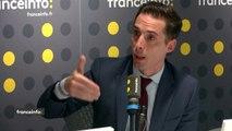 """Déclaration d'intérêts de Jean-Paul Delevoye : """"Il a dit avoir commis un oubli, il a dit avoir réparé cet oubli"""", réagit Jean-Baptiste Djebbari, secrétaire d'Etat aux Transports"""