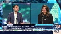 Sandira Calviac (Nistana Ventures): Nistana Ventures parie sur la French Tech - 12/12