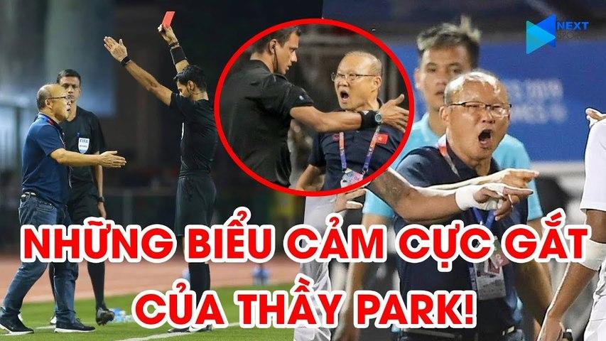 Những biểu cảm cực gắt của thầy Park | Hàng triệu NHM phấn khích | NEXT SPORTS