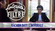 Rachida Dati : découvrez l'intégrale de son Interview sans filtre