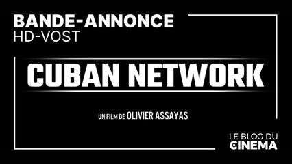 CUBAN NETWORK : bande-annonce [HD-VOST]