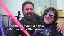 Une semaine avant la sortie du nouveau Star Wars, des fans font déjà la queue à Los Angeles
