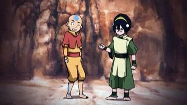 Avatar The Last Airbender S02E09 Bitter Work
