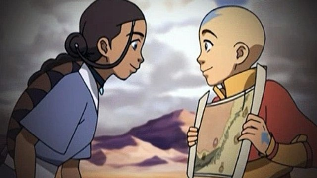 Avatar The Last Airbender S02E10 The Library