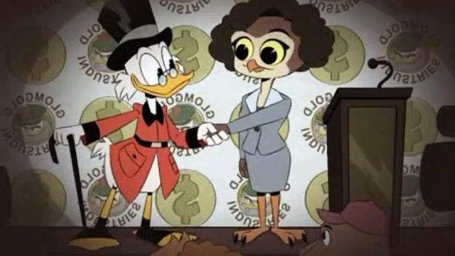 DuckTales  S02E03 The Ballad of Duke Baloney!