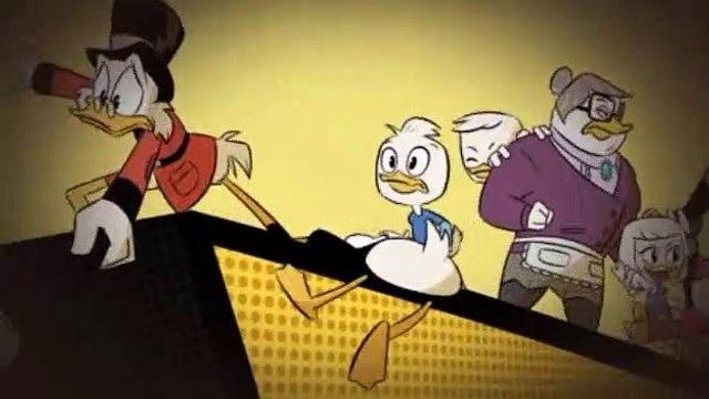DuckTales  S02E05 Storkules in Duckburg!