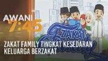Zakat Family tingkat kesedaran keluarga berzakat
