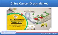 China Cancer Drugs Market – Forecast by Drugs, Cancer & Therapy