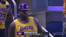 Le Magic se moque des fans des Lakers avec la « bandwagon » cam