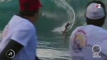 JO 2024 : les épreuves de surf se dérouleront à Tahiti