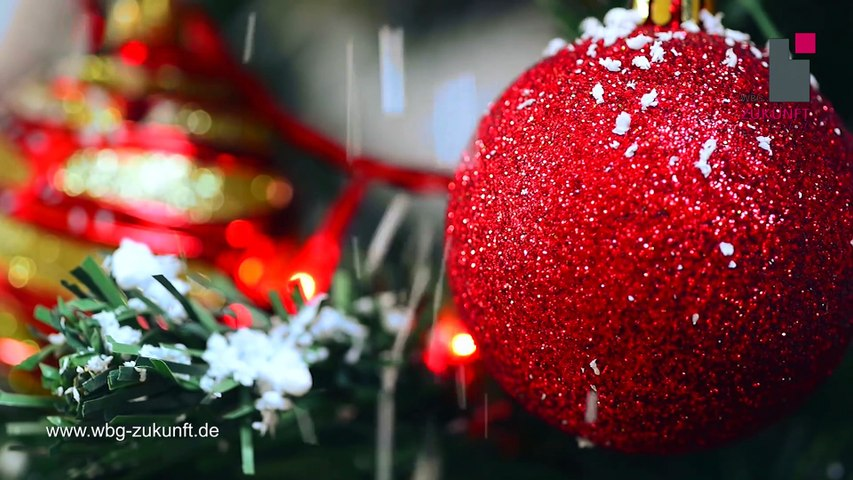 Video zum 3. Advent - WBG Zukunft - Adventsvideo Adventvideo Advent 2019 - Weihnachtsvideo - Karrideo Imagefilm ©®™